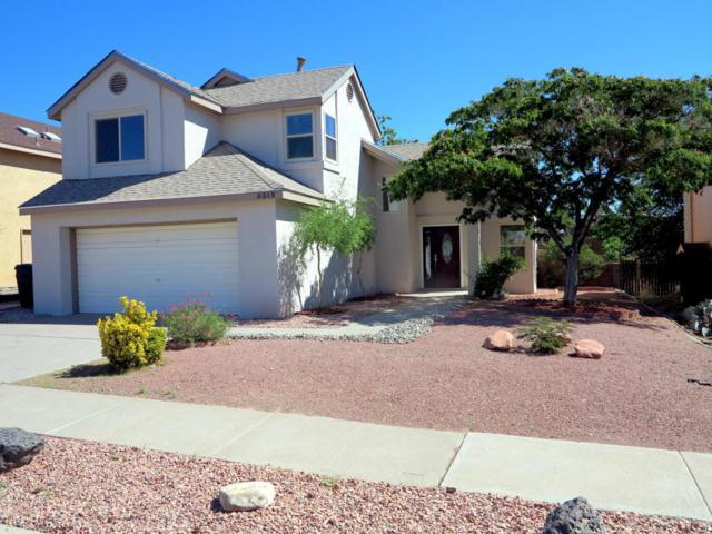 5312 Tamariz Drive NW, Albuquerque, NM 87120 (MLS #899814) :: Your Casa Team