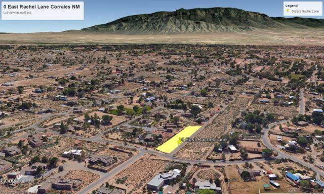 0 East Rachel Lane, Corrales, NM 87048 (MLS #899825) :: Rickert Property Group