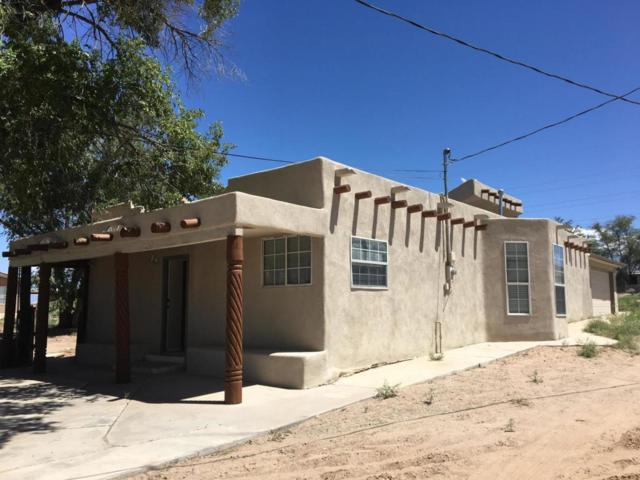 124 La Ladera Road # B, Los Lunas, NM 87031 (MLS #899898) :: Rickert Property Group