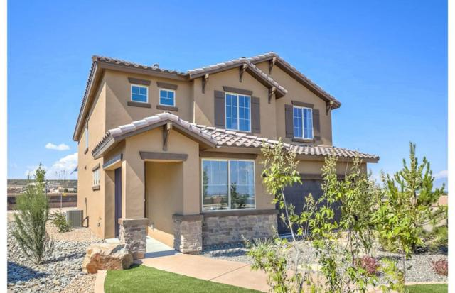3407 Llano Vista Loop NE, Rio Rancho, NM 87124 (MLS #899901) :: Rickert Property Group
