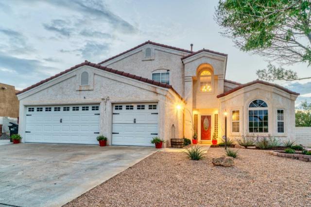 3121 Ashkirk Loop SE, Rio Rancho, NM 87124 (MLS #899911) :: Rickert Property Group