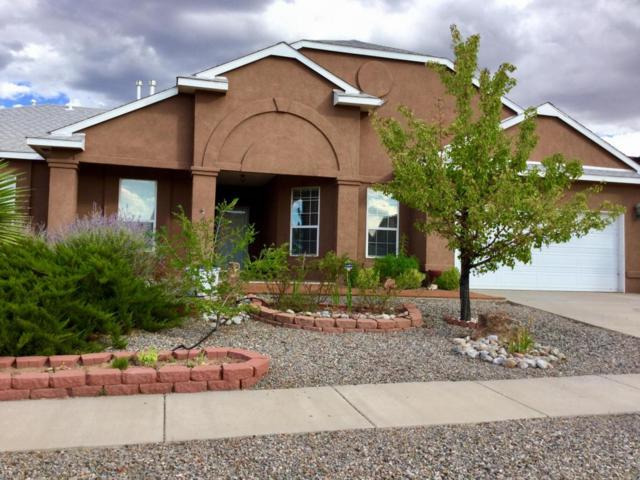 4620 Bismark Hills Way NE, Rio Rancho, NM 87144 (MLS #899915) :: Rickert Property Group