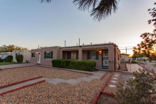 1927 Moon Street NE, Albuquerque, NM 87112 (MLS #899964) :: Rickert Property Group