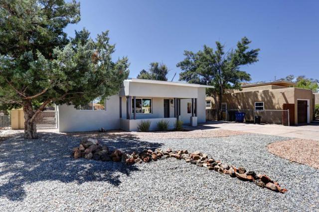 4634 Palo Alto Avenue SE, Albuquerque, NM 87108 (MLS #899971) :: Rickert Property Group