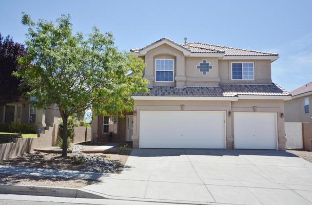 10412 Descollado Drive NW, Albuquerque, NM 87114 (MLS #899973) :: Rickert Property Group