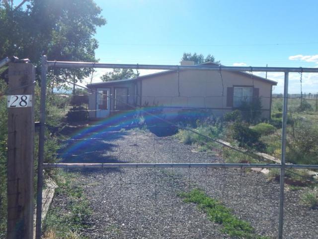 28 Navajo Lane, Los Lunas, NM 87031 (MLS #900090) :: Campbell & Campbell Real Estate Services