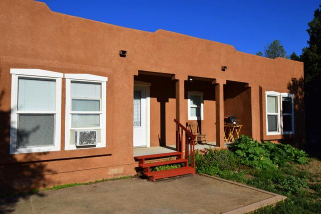 117 Sedillo Road, Tijeras, NM 87059 (MLS #900201) :: Campbell & Campbell Real Estate Services