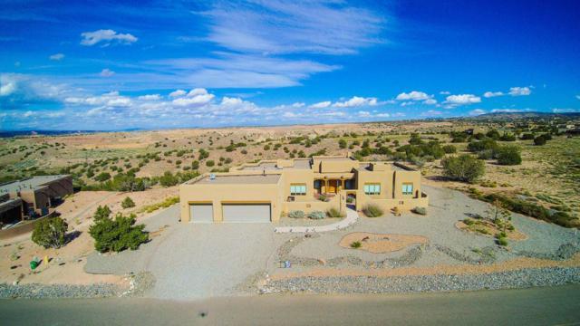 12 Mimbres Court, Placitas, NM 87043 (MLS #900410) :: Rickert Property Group
