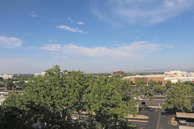 2424 NE Louisana Boulevard NE #403, Albuquerque, NM 87110 (MLS #900560) :: Will Beecher at Keller Williams Realty