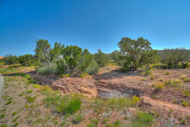 Lot 95 Moonlight Ridge, Placitas, NM 87043 (MLS #901322) :: Campbell & Campbell Real Estate Services