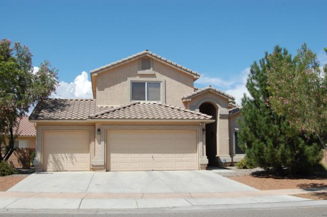 7463 Sidewinder Drive NE, Albuquerque, NM 87113 (MLS #901326) :: Your Casa Team