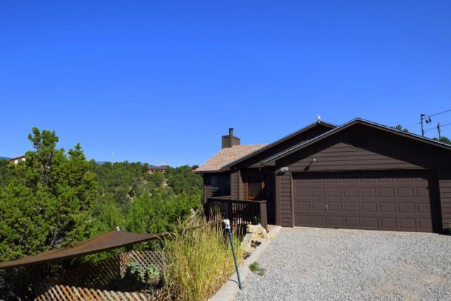 6 La Vuelta Road, Tijeras, NM 87059 (MLS #901384) :: Campbell & Campbell Real Estate Services
