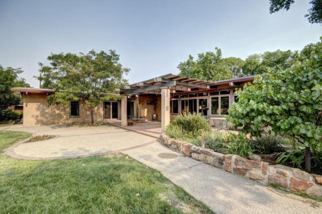 800 Chamisal Road, Los Ranchos, NM 87107 (MLS #901399) :: Rickert Property Group