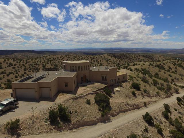 90 Camino Halcon, Placitas, NM 87043 (MLS #901417) :: Campbell & Campbell Real Estate Services