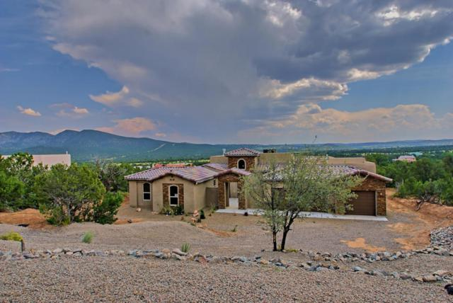 38 Chaco Loop, Sandia Park, NM 87047 (MLS #901491) :: Campbell & Campbell Real Estate Services