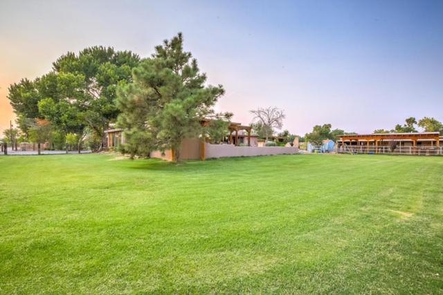 707 Walden Road, Corrales, NM 87048 (MLS #901530) :: Campbell & Campbell Real Estate Services