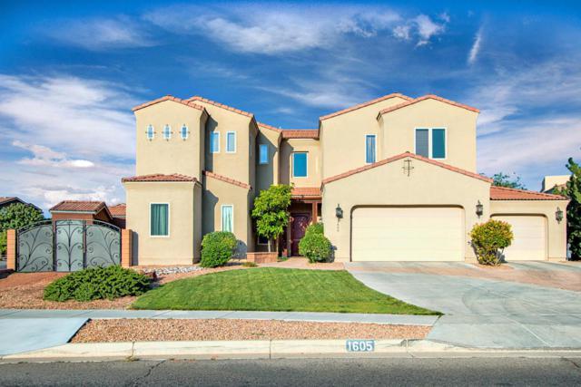 1605 Western Hills Drive SE, Rio Rancho, NM 87124 (MLS #901587) :: Your Casa Team