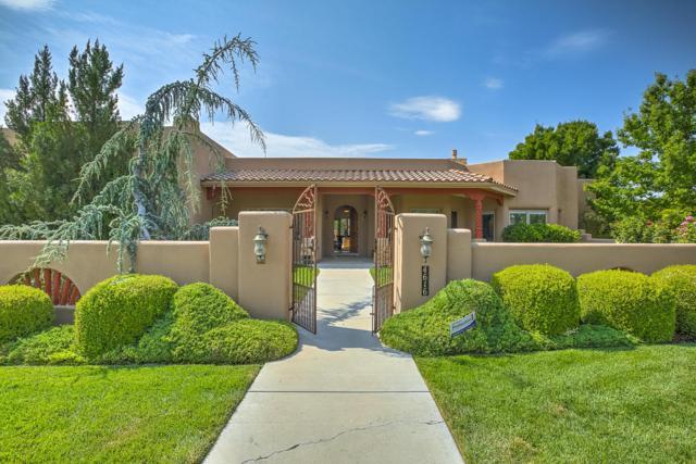 4616 Los Poblanos Circle NW, Los Ranchos, NM 87107 (MLS #901599) :: Rickert Property Group