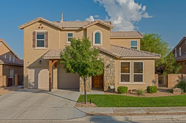 842 Vista Patron, Bernalillo, NM 87004 (MLS #901600) :: Campbell & Campbell Real Estate Services