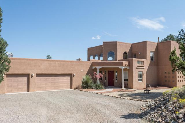 10 Breckenridge Court, Tijeras, NM 87059 (MLS #901628) :: Your Casa Team
