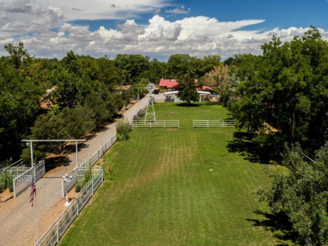 937 Green Valley Road NW, Los Ranchos, NM 87107 (MLS #901633) :: Rickert Property Group