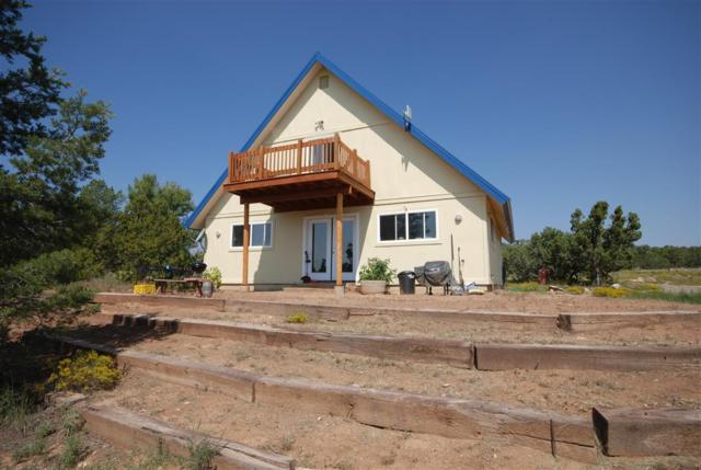 165 Cedar Lane, Moriarty, NM 87035 (MLS #901671) :: Campbell & Campbell Real Estate Services