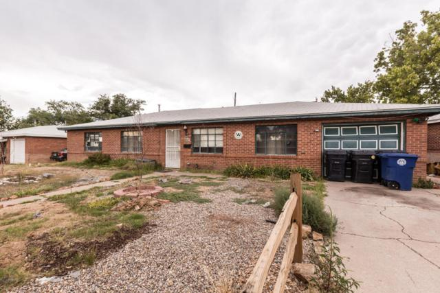 8007 Indian School Road NE, Albuquerque, NM 87110 (MLS #901849) :: The Bigelow Team / Realty One of New Mexico