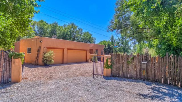 300 Calle Bonita, Corrales, NM 87048 (MLS #901922) :: Campbell & Campbell Real Estate Services