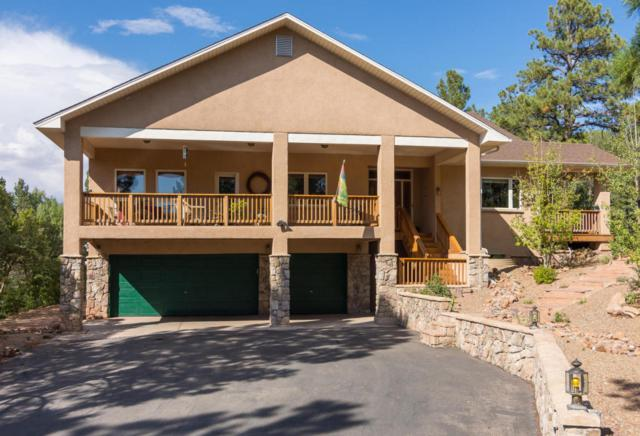 52 Ranch Road, Cedar Crest, NM 87008 (MLS #901925) :: Campbell & Campbell Real Estate Services