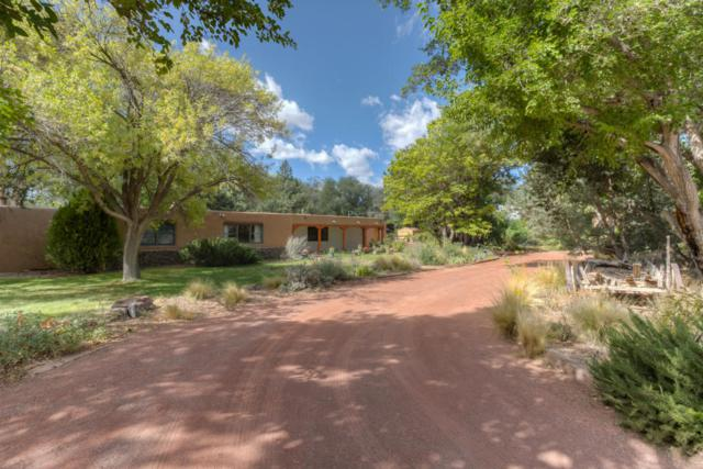 745 W Meadowlark Lane, Corrales, NM 87048 (MLS #901962) :: Campbell & Campbell Real Estate Services
