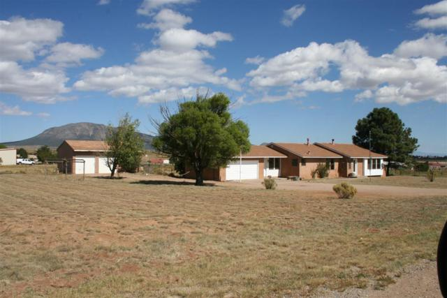 24 Madole Road, Edgewood, NM 87015 (MLS #902062) :: Campbell & Campbell Real Estate Services