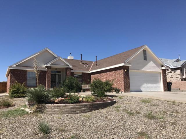 9 Aspen Terrace, Los Lunas, NM 87031 (MLS #902096) :: Campbell & Campbell Real Estate Services