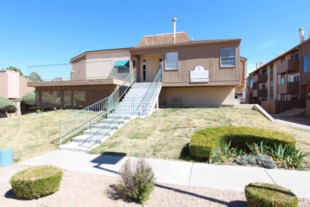 3847 Montgomery Boulevard NE #924, Albuquerque, NM 87109 (MLS #902172) :: Campbell & Campbell Real Estate Services