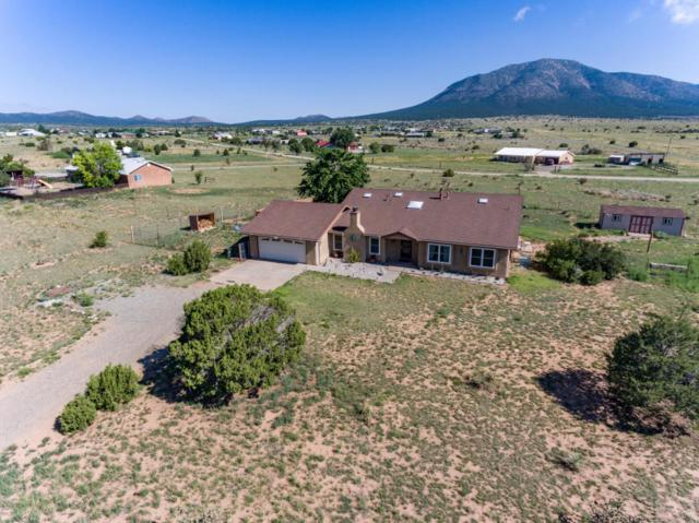 6 San Pedro Lane, Edgewood, NM 87015 (MLS #902176) :: Campbell & Campbell Real Estate Services