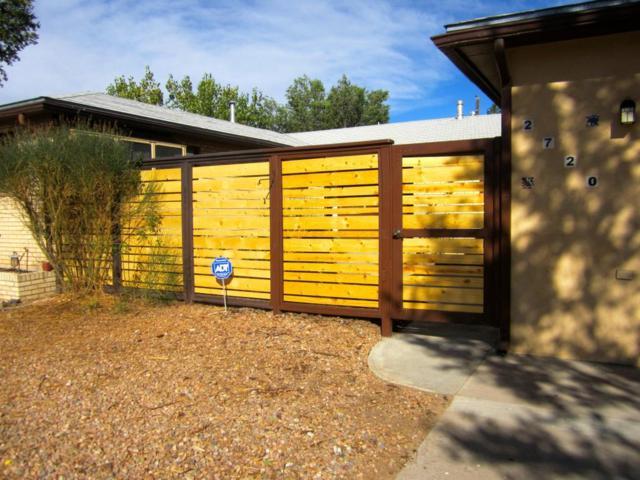 2720 Alvarado Drive NE, Albuquerque, NM 87110 (MLS #902522) :: Your Casa Team
