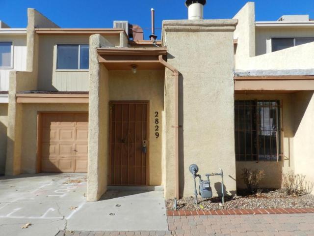 2829 Sabina Street NE, Albuquerque, NM 87112 (MLS #902531) :: Your Casa Team