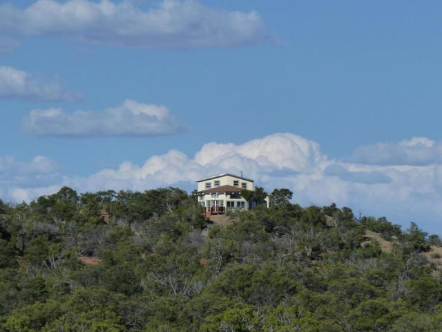 Ridge Road, Ramah, NM 87321 (MLS #902537) :: Campbell & Campbell Real Estate Services