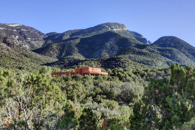 13 Camino Conejo Azul, Placitas, NM 87043 (MLS #902541) :: Your Casa Team