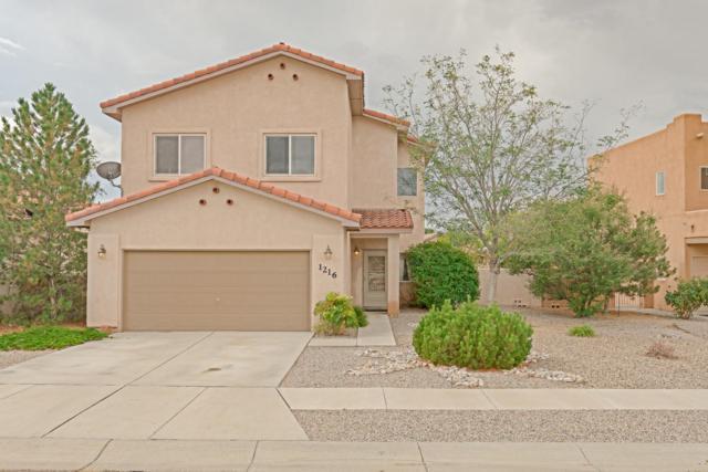 1216 Calle Corvo NE, Albuquerque, NM 87113 (MLS #903013) :: Your Casa Team