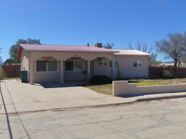 601 Flagstaff, Grants, NM 87020 (MLS #903063) :: Campbell & Campbell Real Estate Services
