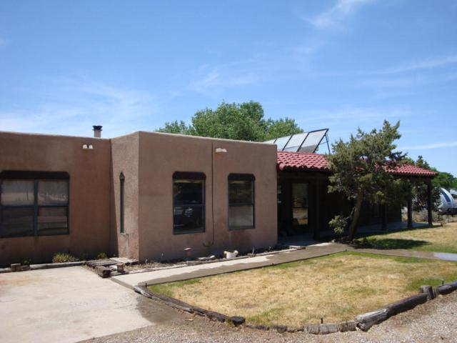 12500 Elena Drive NE, Albuquerque, NM 87122 (MLS #903135) :: Your Casa Team