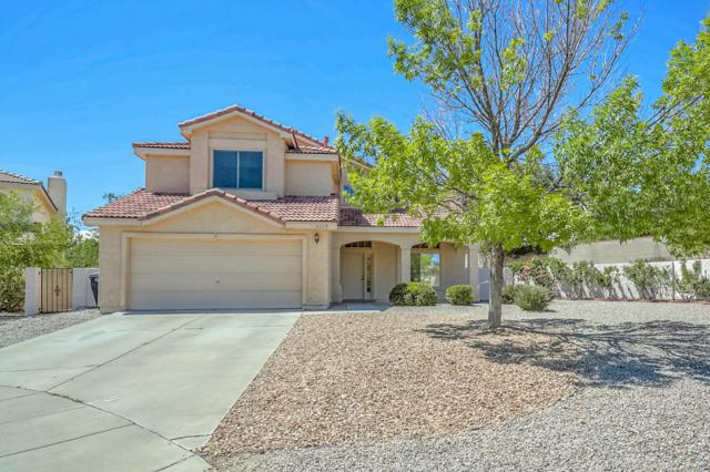 4209 Montera Place NW, Albuquerque, NM 87114 (MLS #903256) :: Your Casa Team