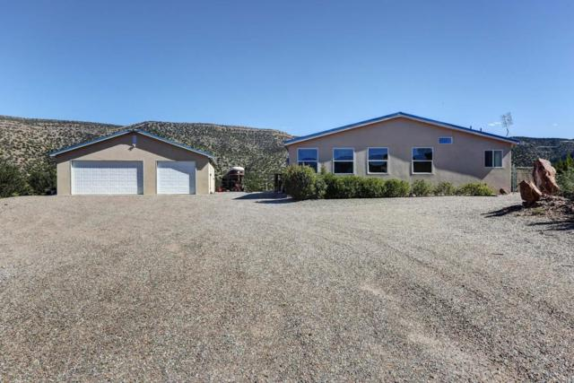 777 State Highway 165, Placitas, NM 87043 (MLS #903285) :: Rickert Property Group