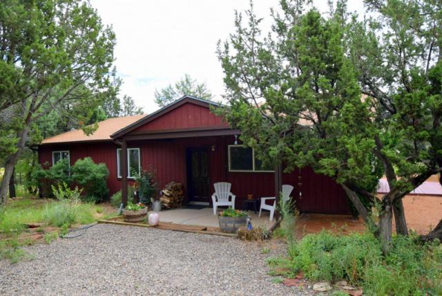 6 Aspen Loop, Cedar Crest, NM 87008 (MLS #903314) :: Campbell & Campbell Real Estate Services