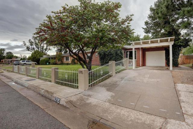 1715 Morningrise Place SE, Albuquerque, NM 87108 (MLS #903382) :: Your Casa Team