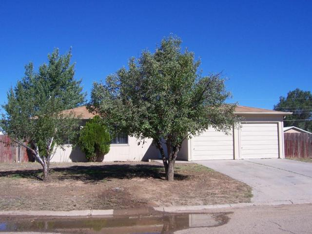 815 Center Avenue, Moriarty, NM 87035 (MLS #903574) :: Campbell & Campbell Real Estate Services
