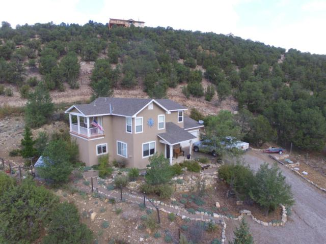 15 Forest Road, Tijeras, NM 87059 (MLS #903642) :: Your Casa Team