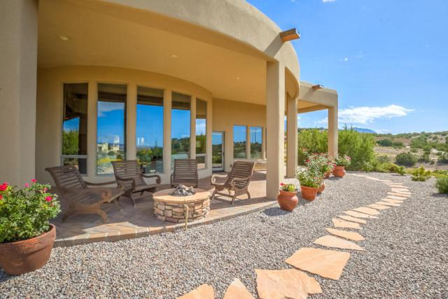 7 First Mesa Court, Placitas, NM 87043 (MLS #903664) :: Rickert Property Group