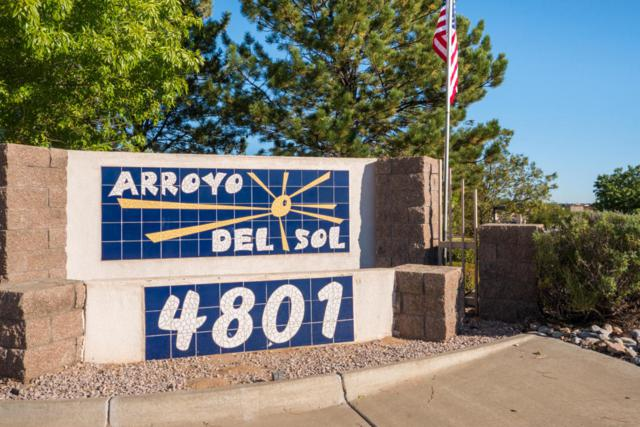 4801 Irving Boulevard NW Unit 303, Albuquerque, NM 87114 (MLS #903690) :: Campbell & Campbell Real Estate Services