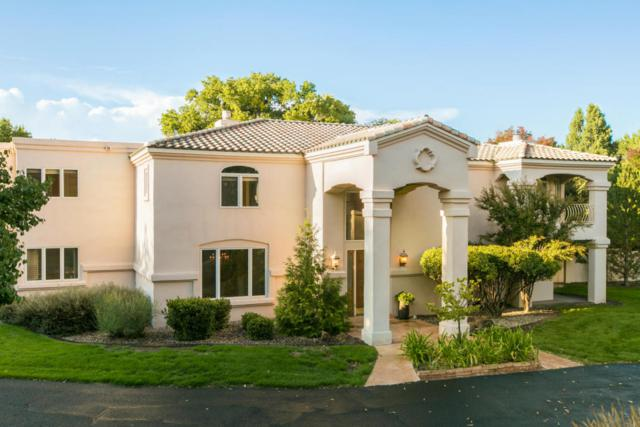 5911 Padre Roberto Road NW, Los Ranchos, NM 87107 (MLS #903871) :: Rickert Property Group